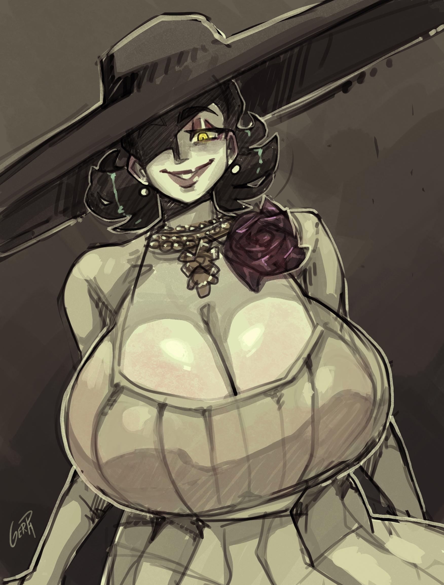 Big Vamp Mommy