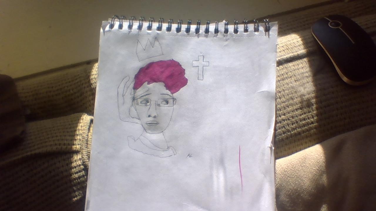 Pink Hair Kay