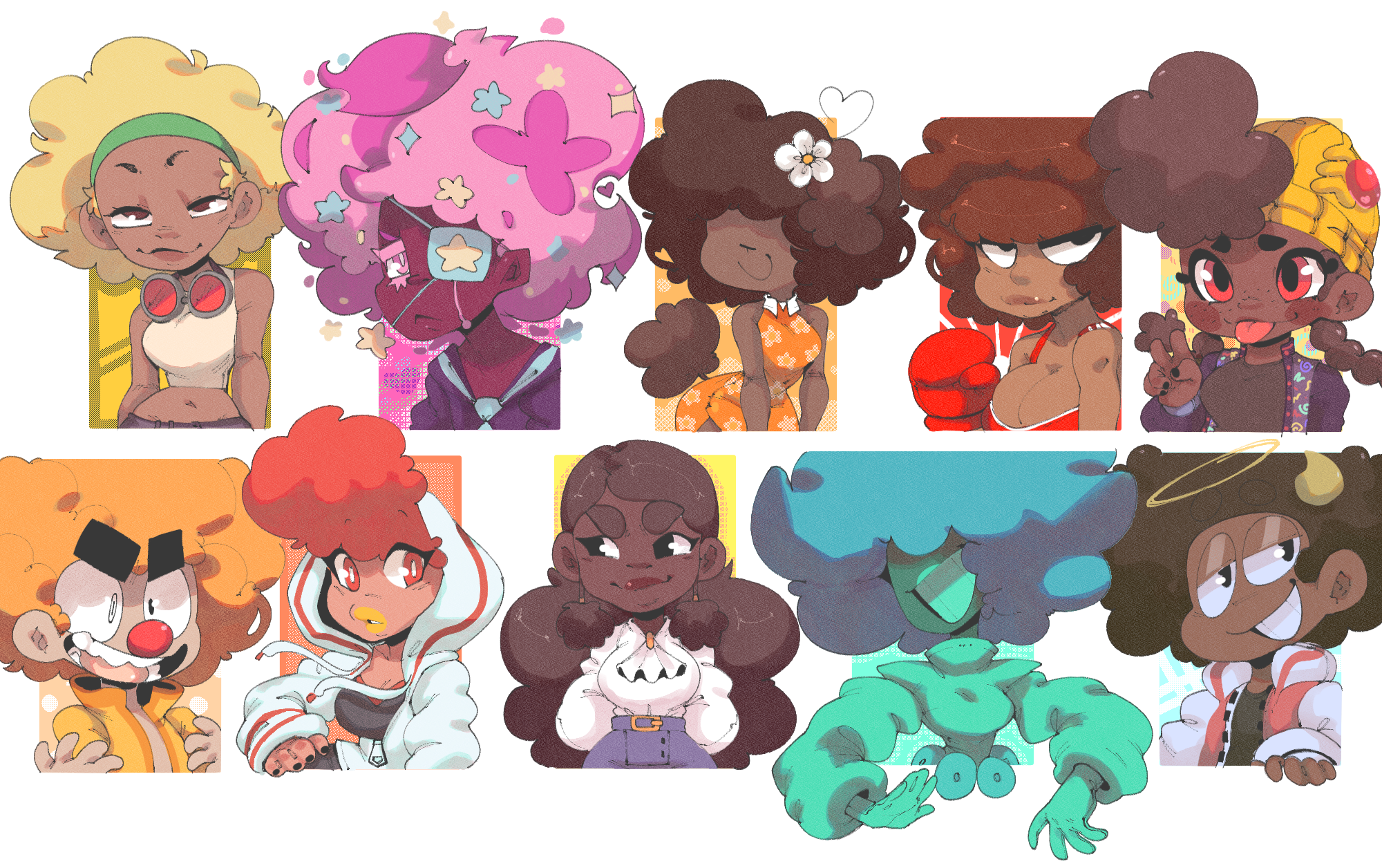 Fluffy Requests