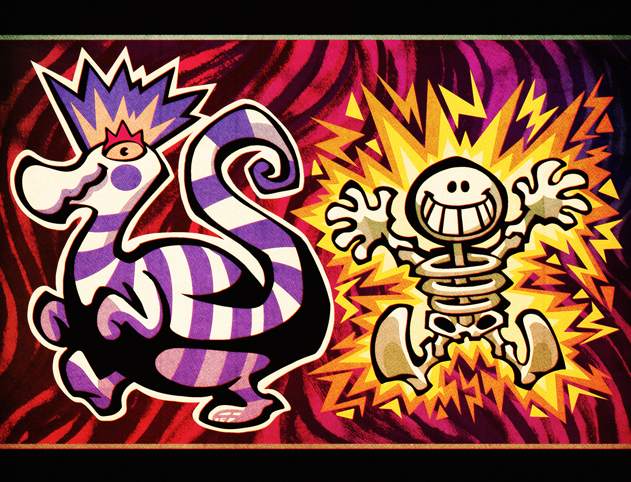 Earthbound Critters