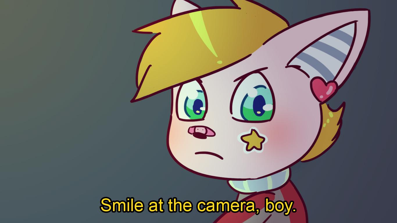Smile at the Camera, Boy