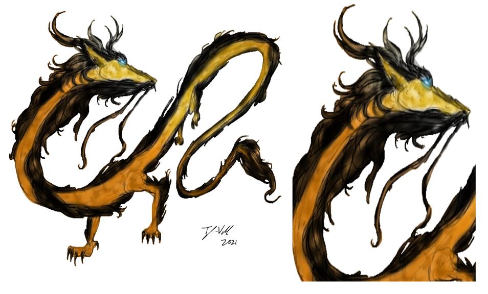Dragon Krukaro