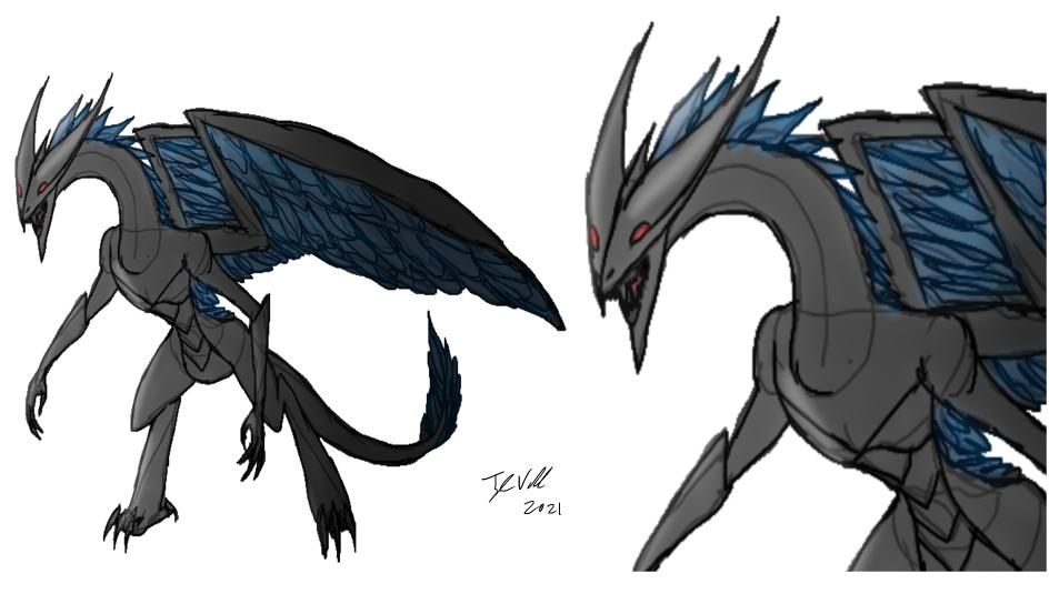 Gontybus Dragon
