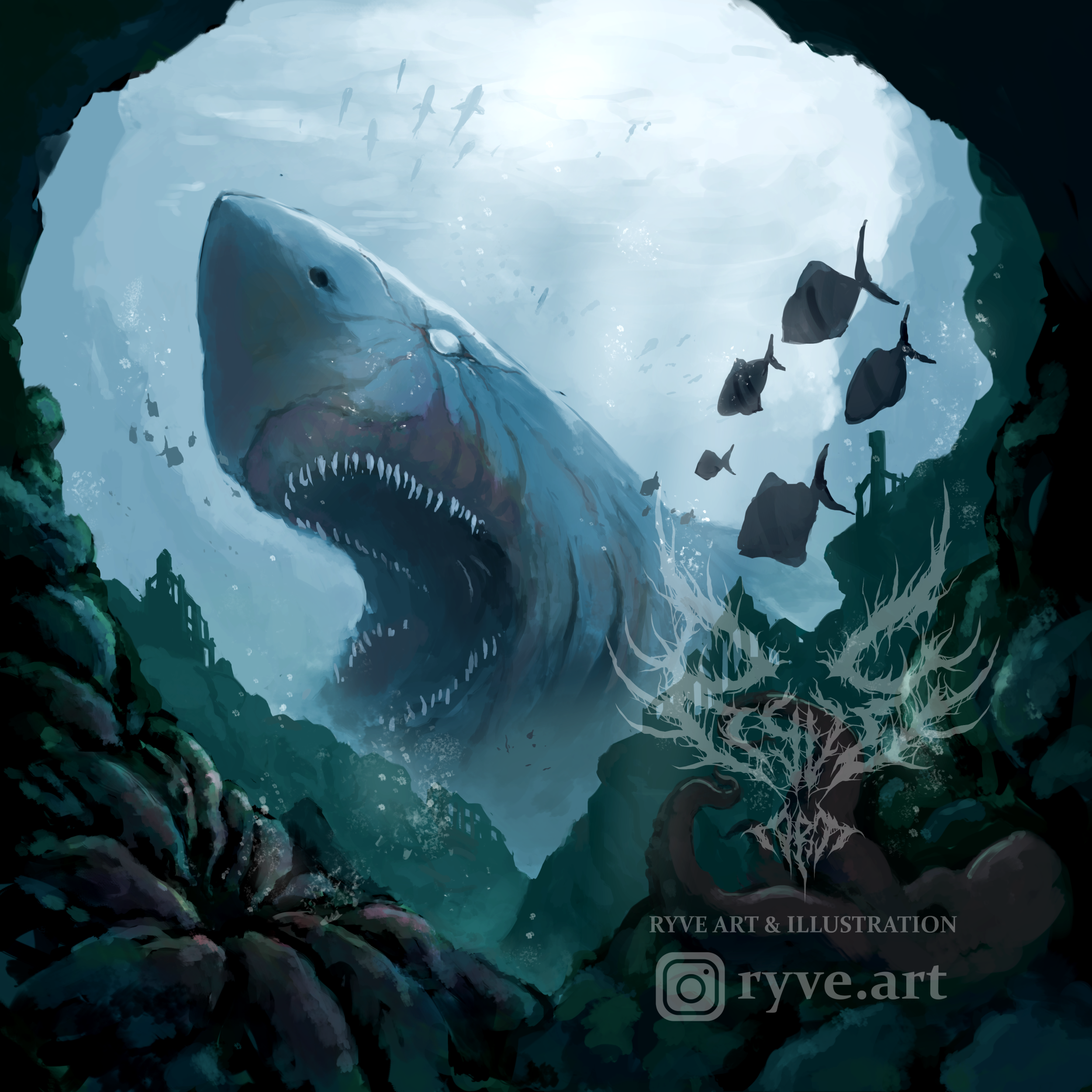Ruin of the Megalodon Commission