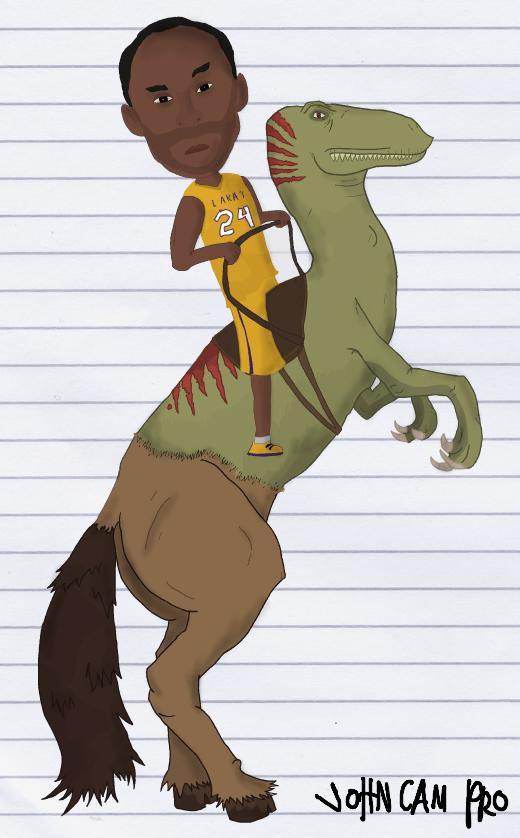 Kobe-Raptorhorse