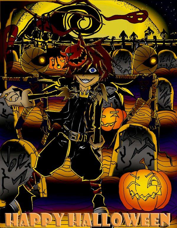 Kingdom Hearts: Happy Hallowee