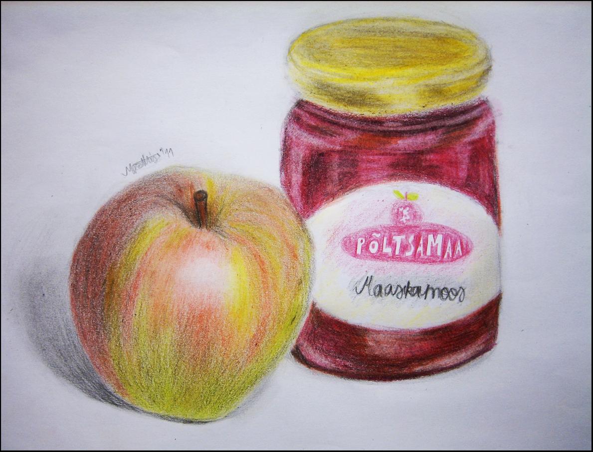 Apple and jam but not applejam