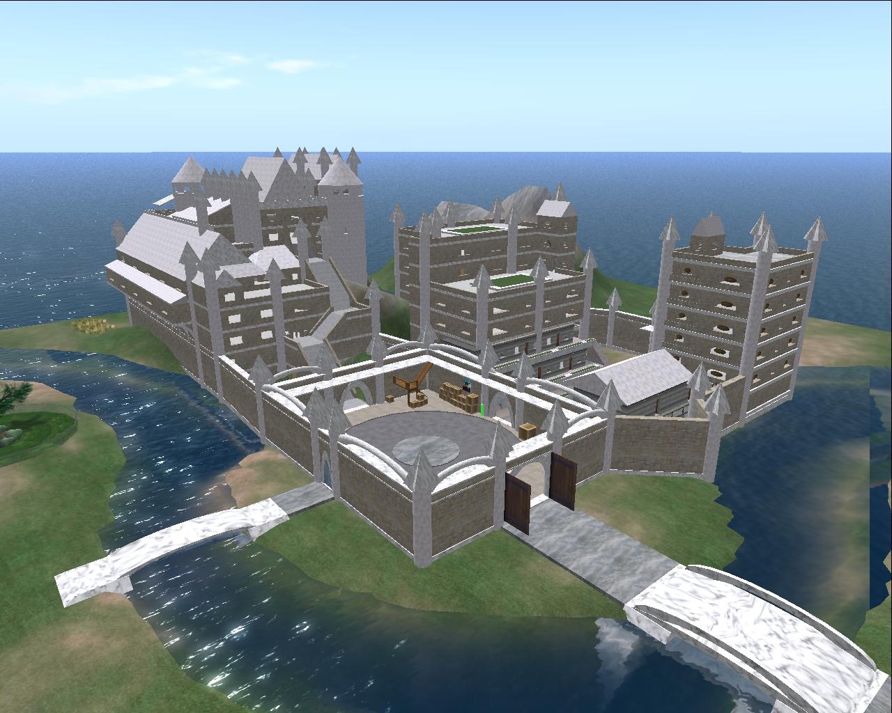 White Dragon Castle