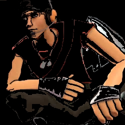 Team Fortress 2 Dark Scout