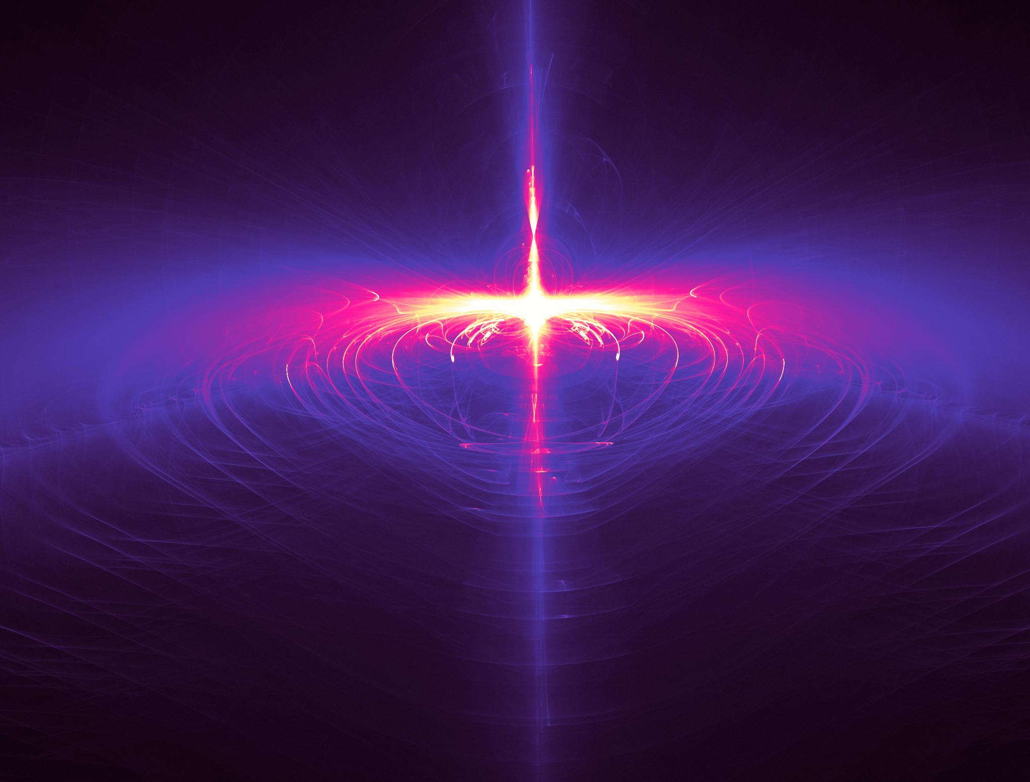 Violet Angelic Star Lights
