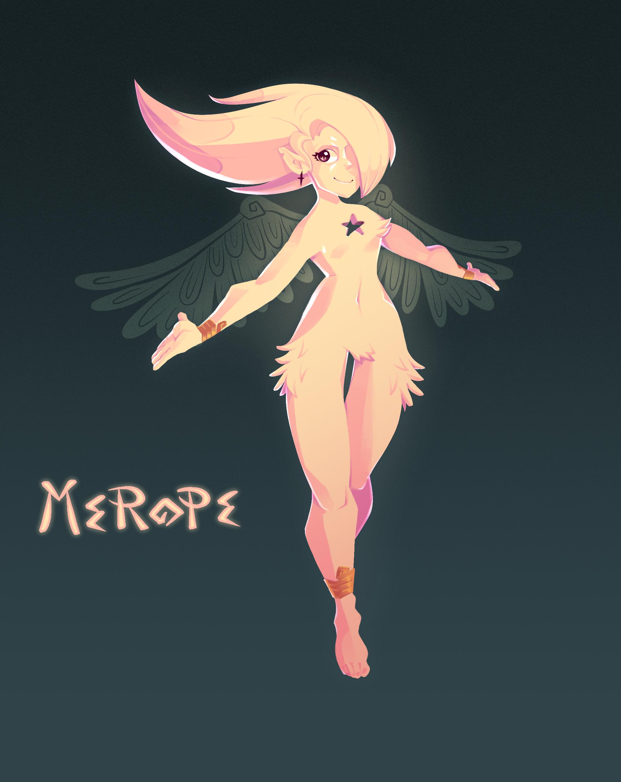 Merope Render