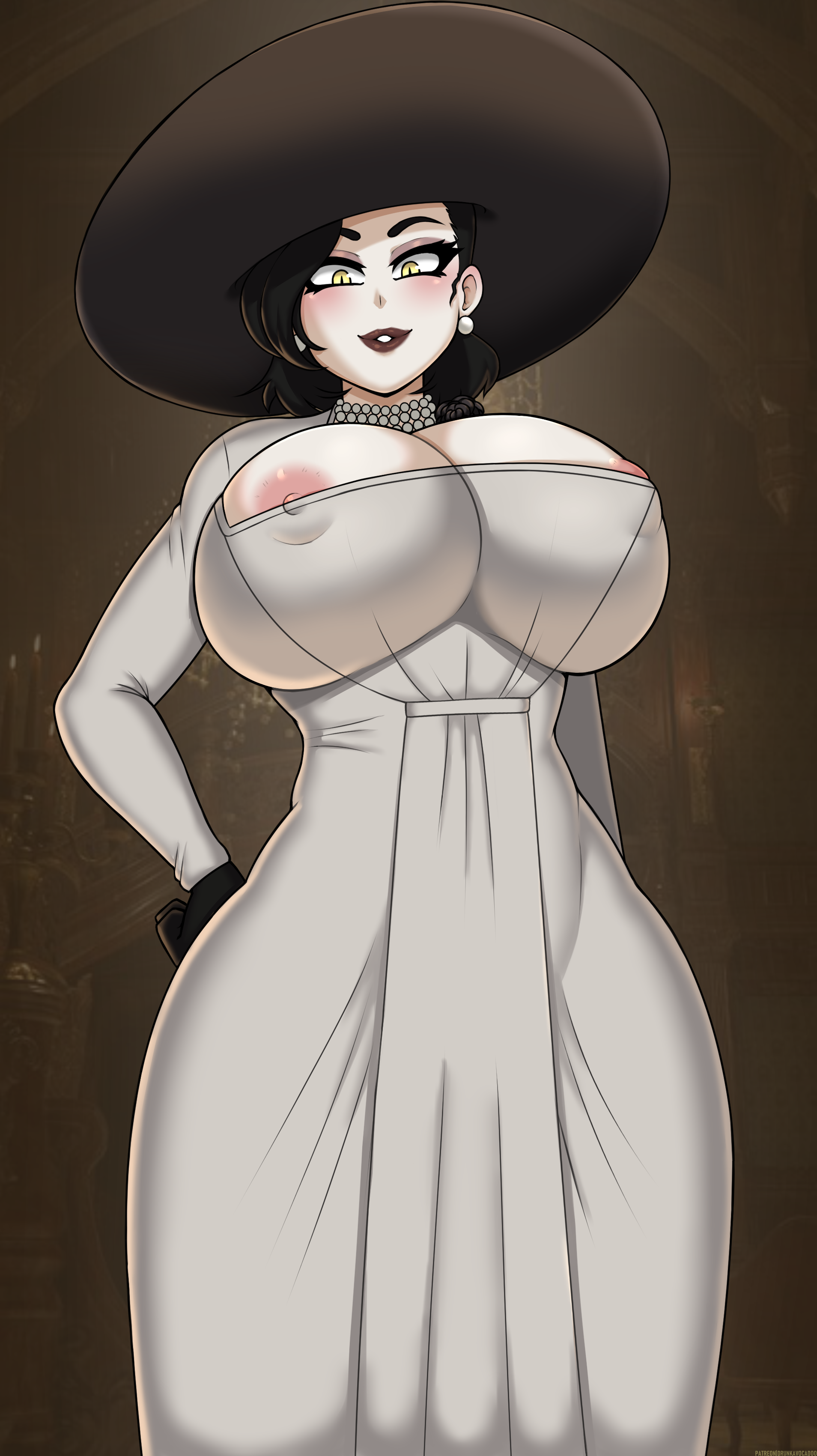 Tall Vampire Mommy