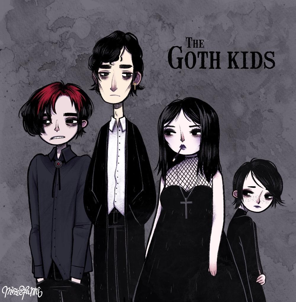 The Goth Kids