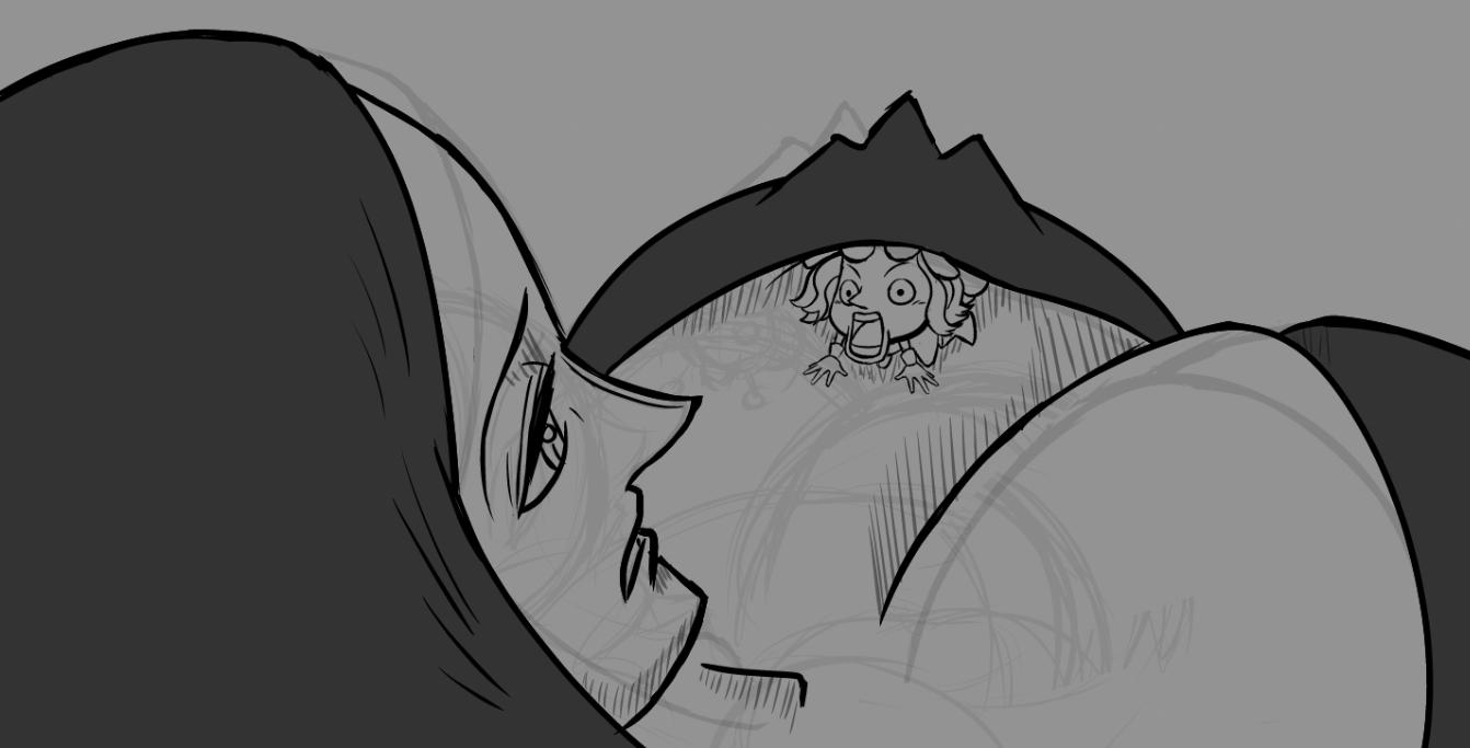 Screenshot Doodle Robin and Leo