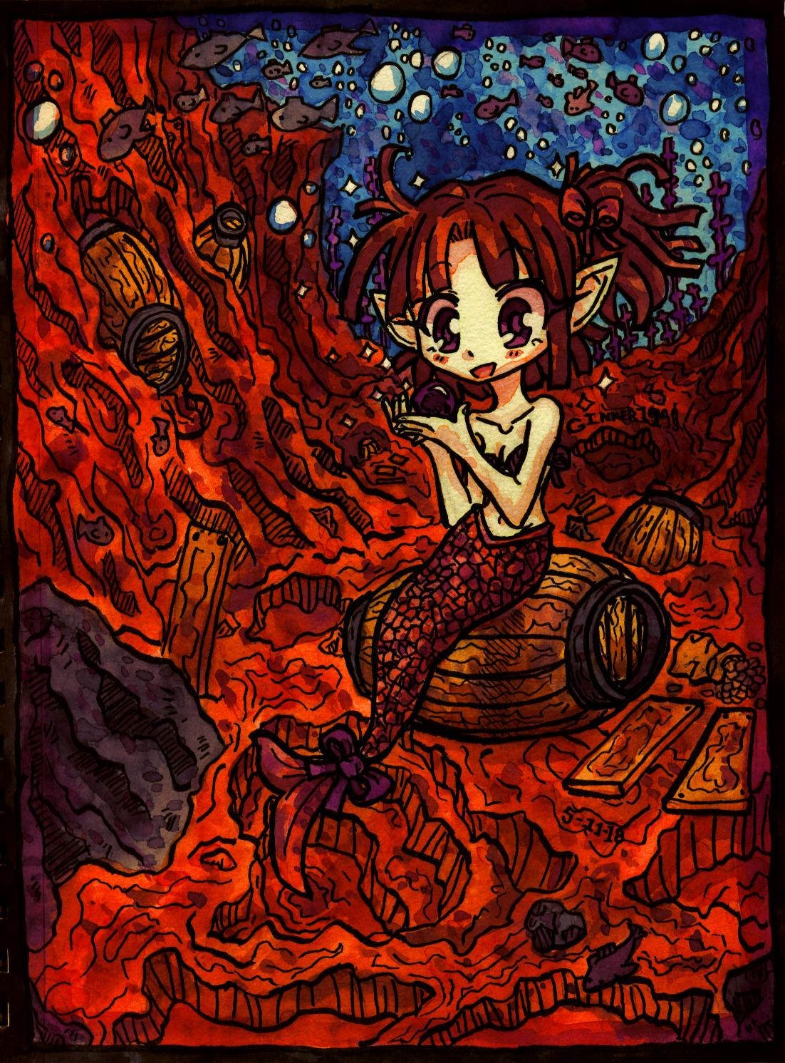 Mermaid Licoya