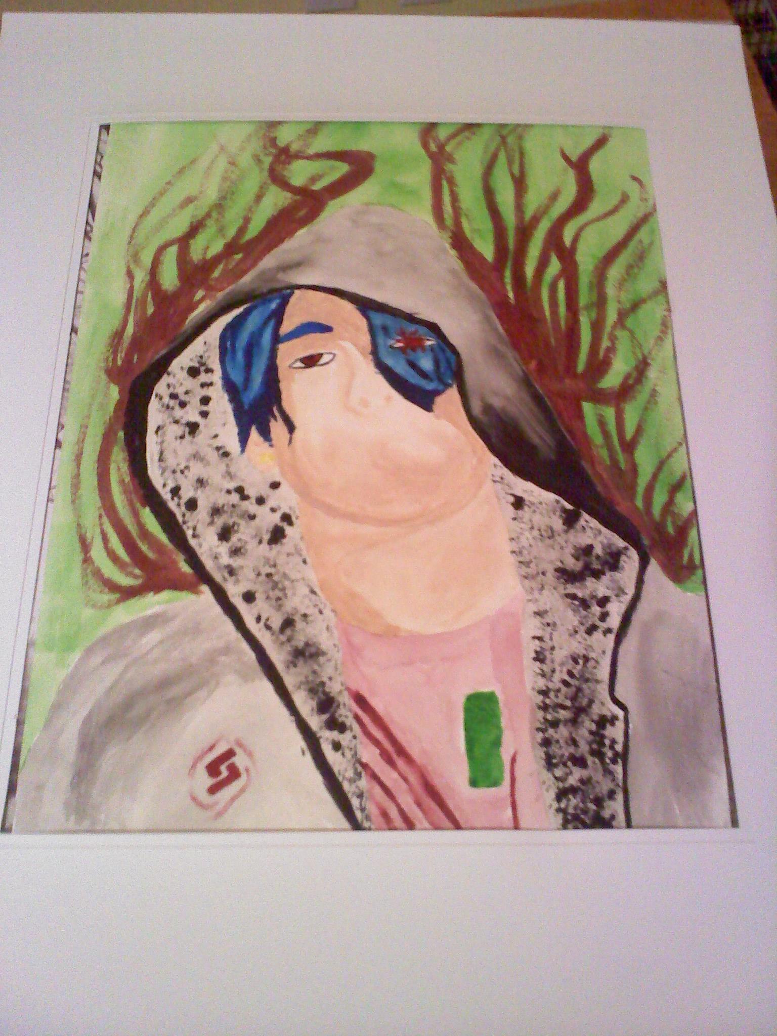 WatercolorSelf