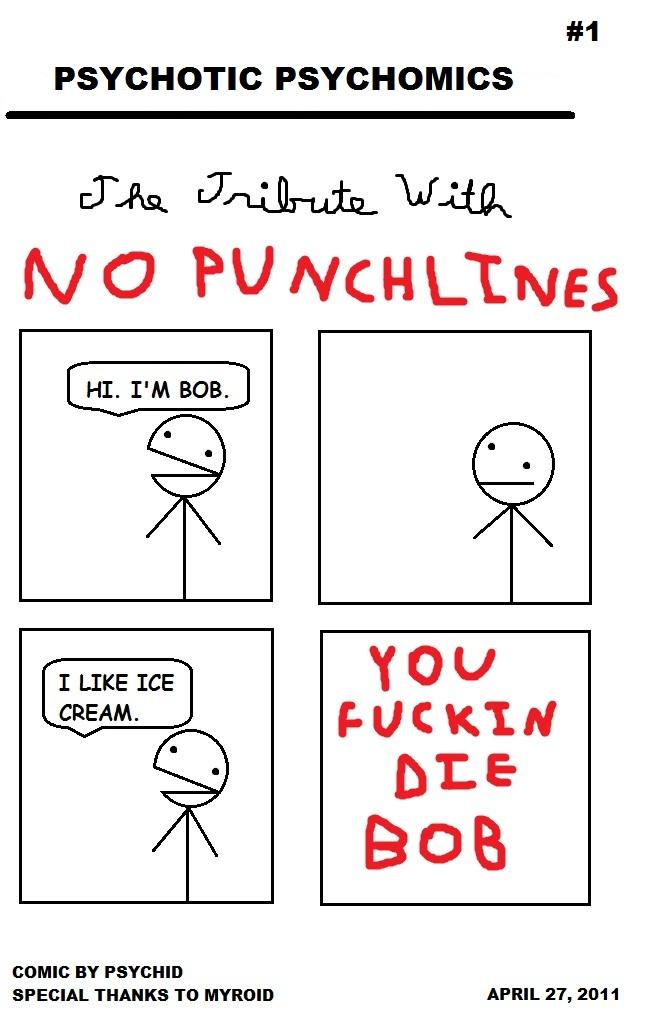 Psychotic Psychomics 1