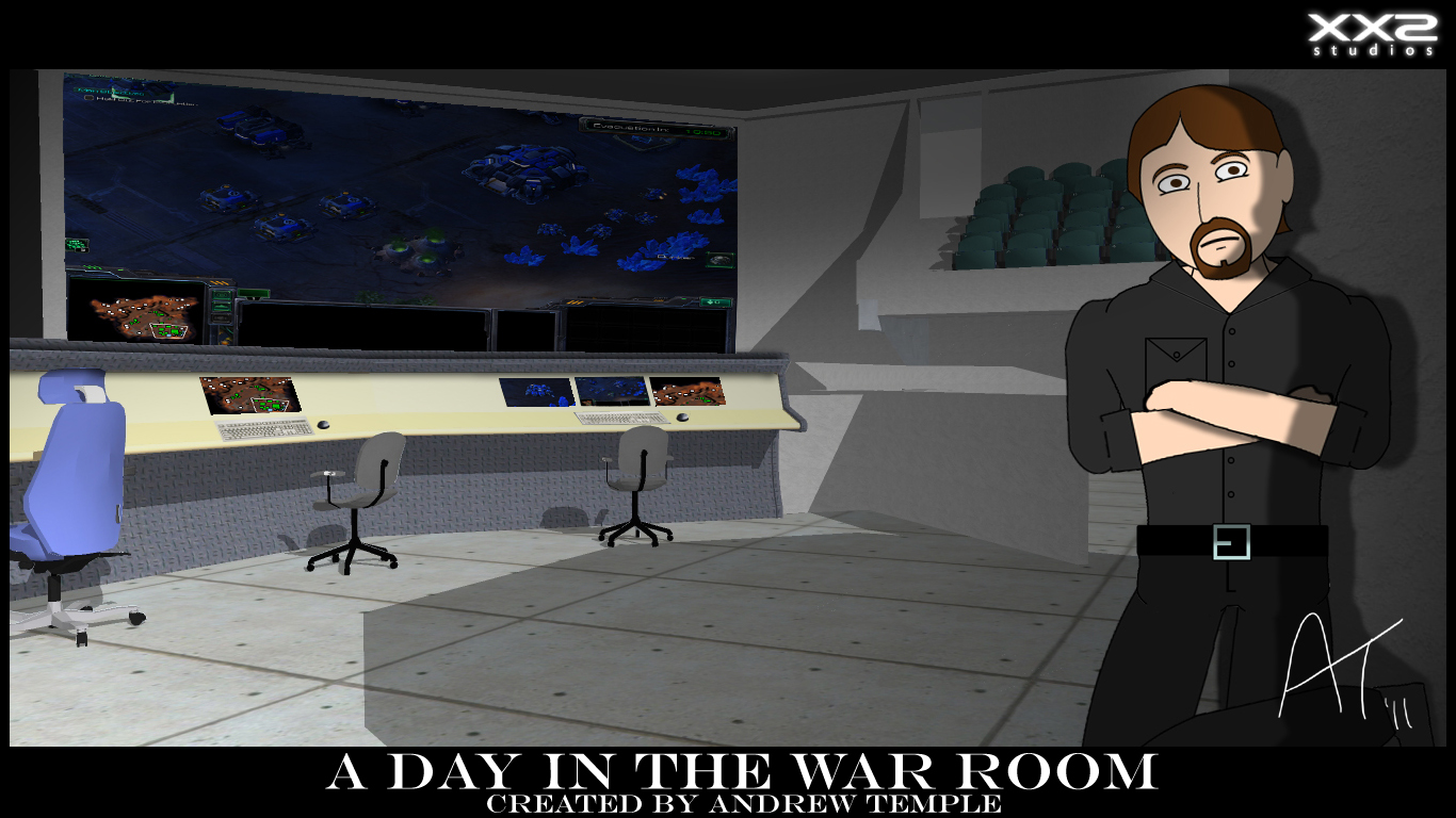A Day in the War Room