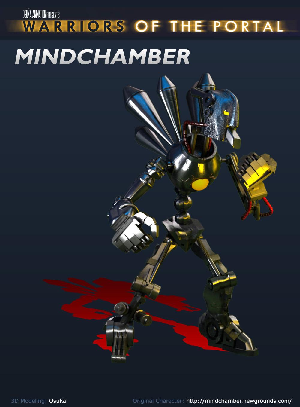 3D Mindchamber