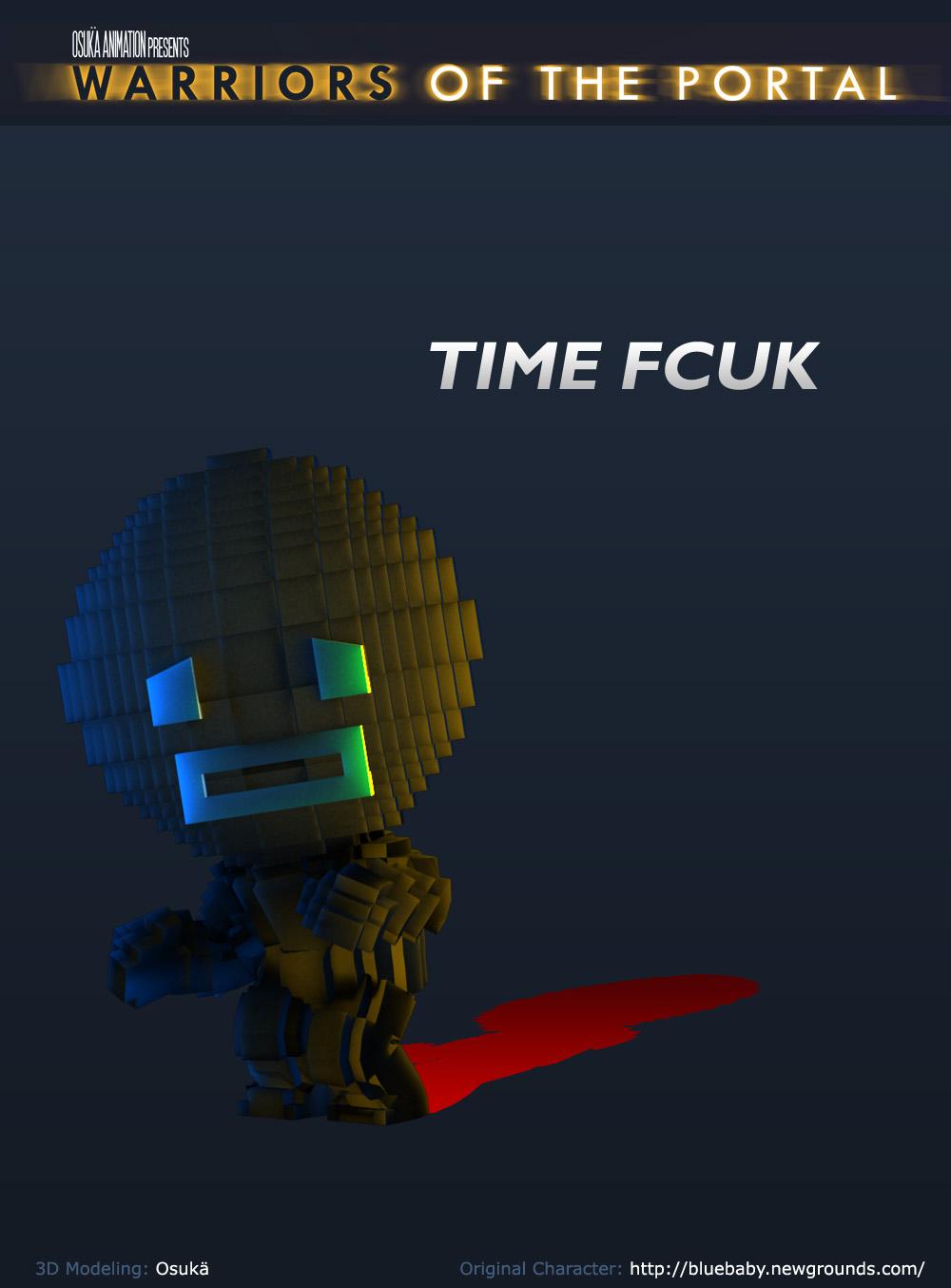 3D Time Fcuk