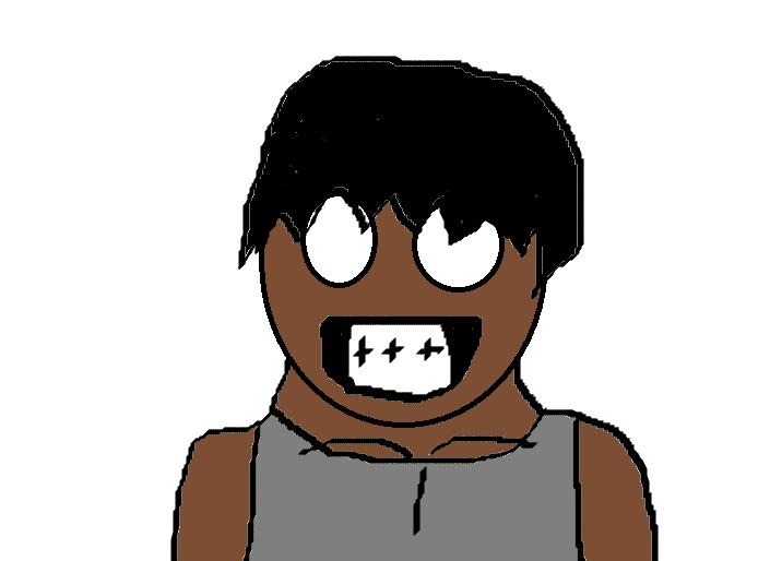 drawing of my pal