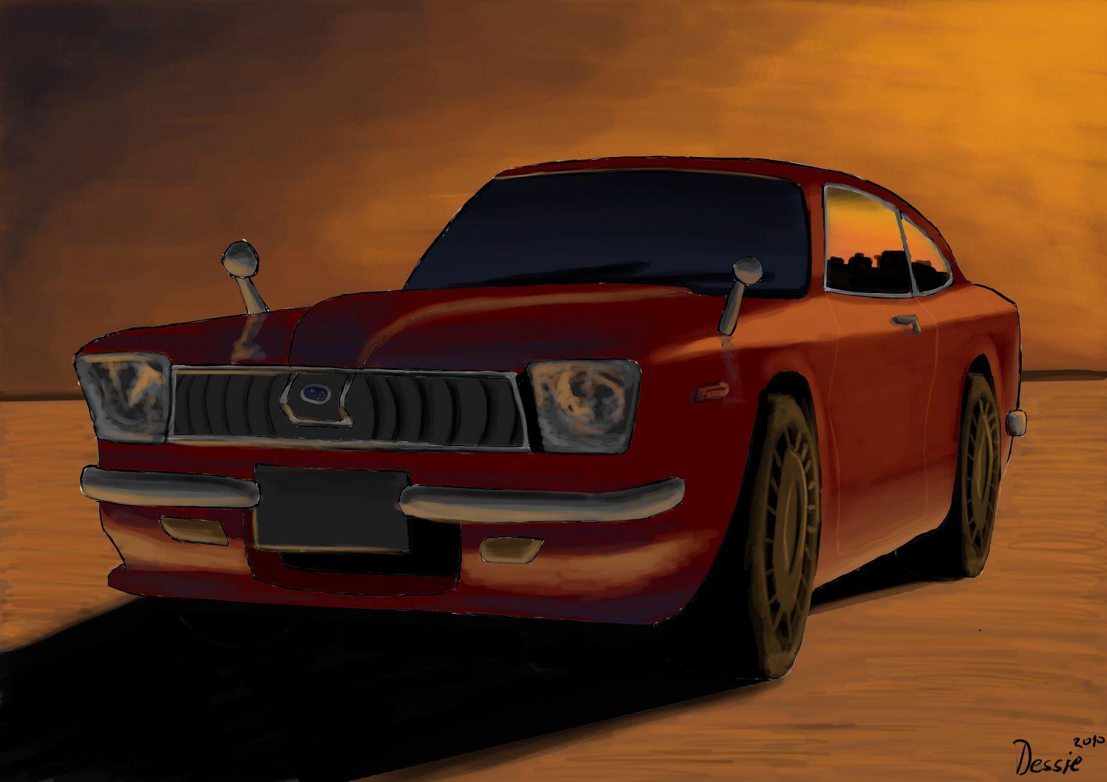 '71 Leone Coupe
