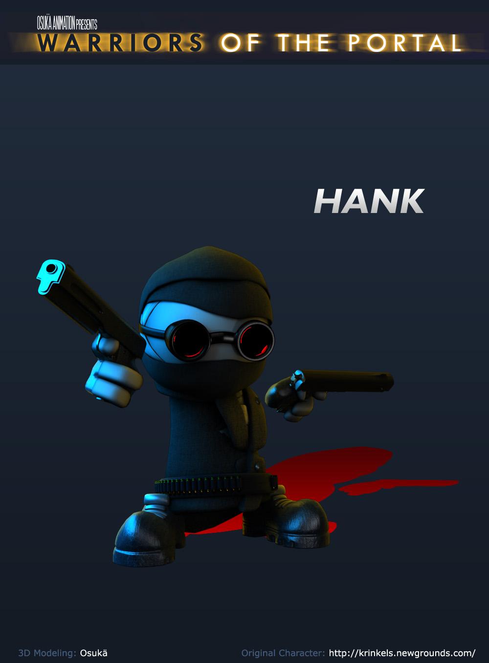 3D Hank