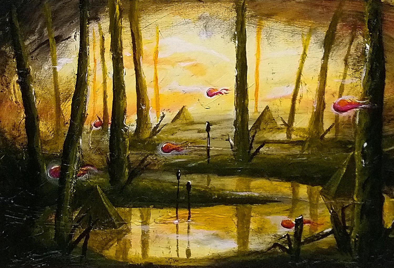 Spirited Swamp