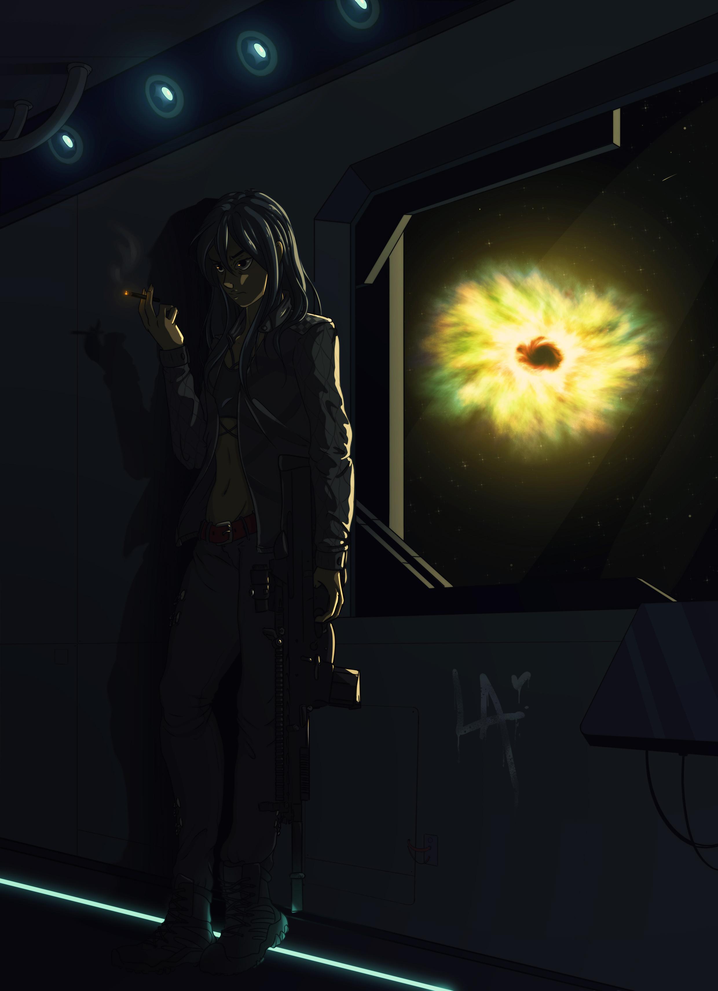 Abrogation Supernovae