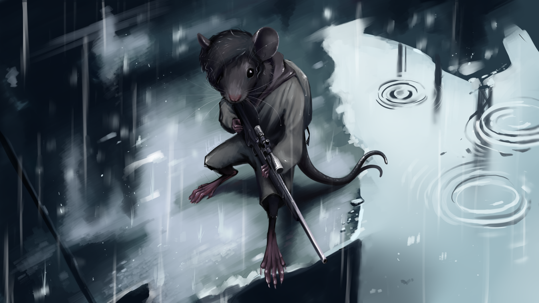Rifle Rat