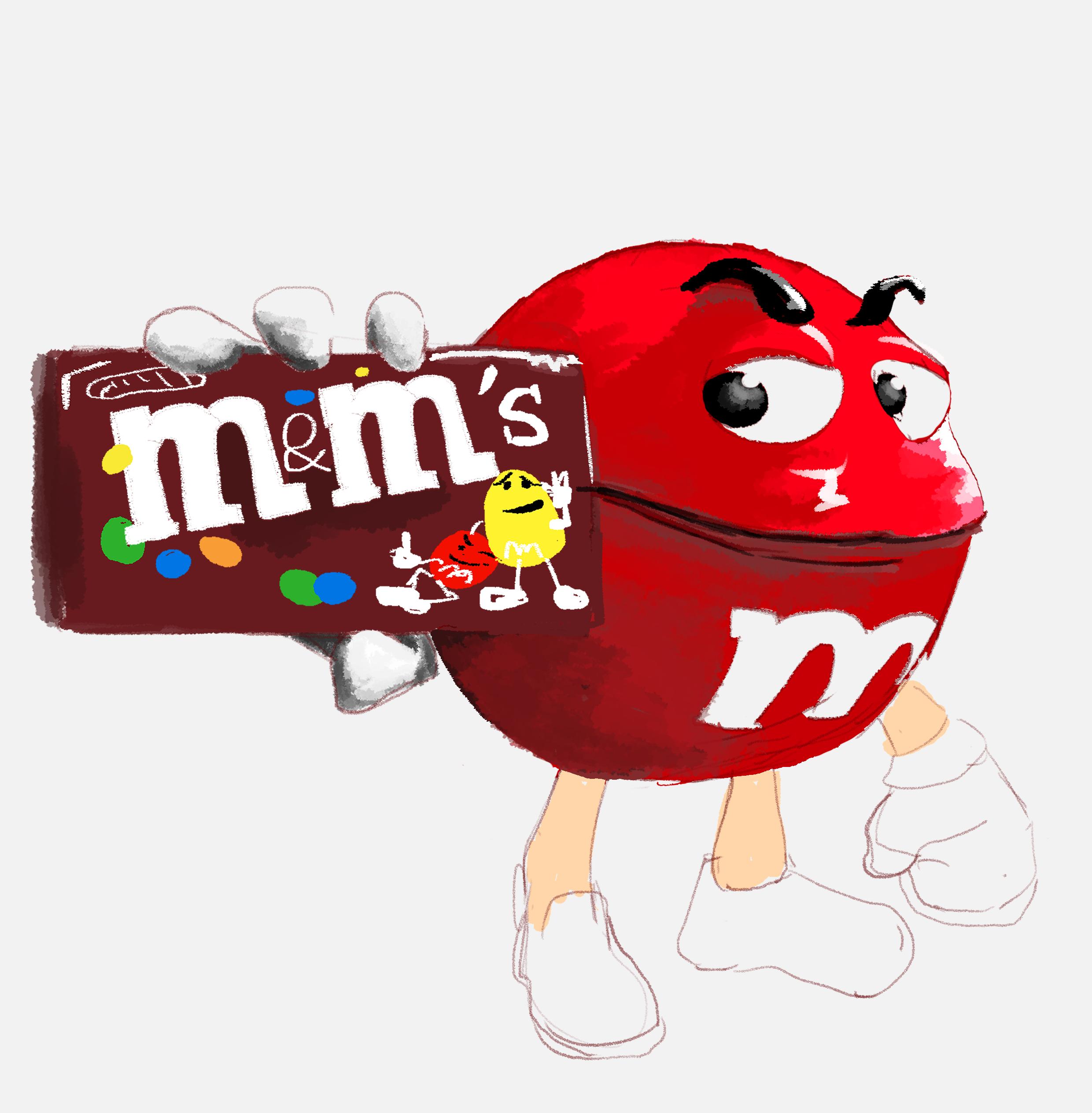 Korean M&M's