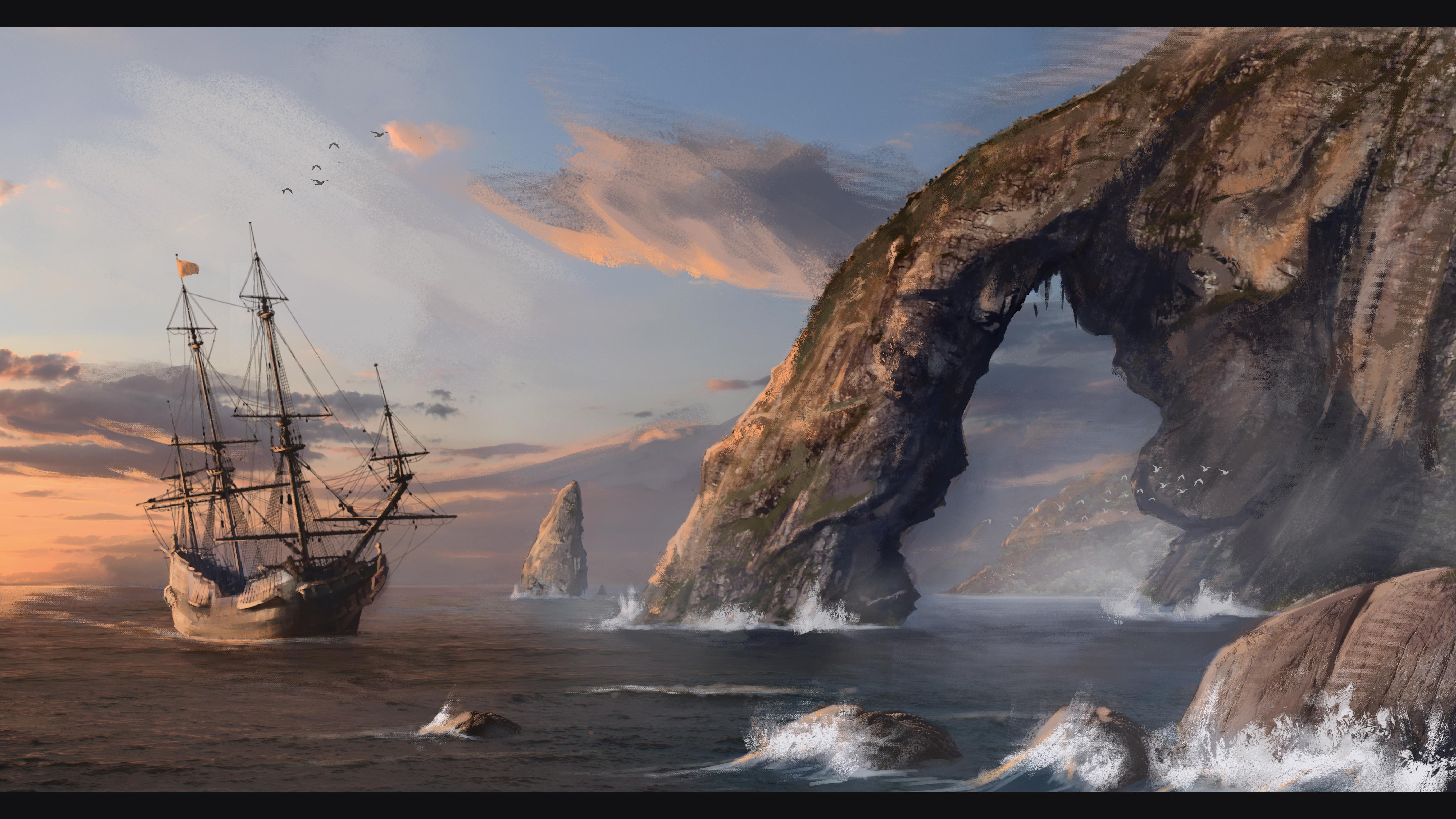 Anchor - Visual development