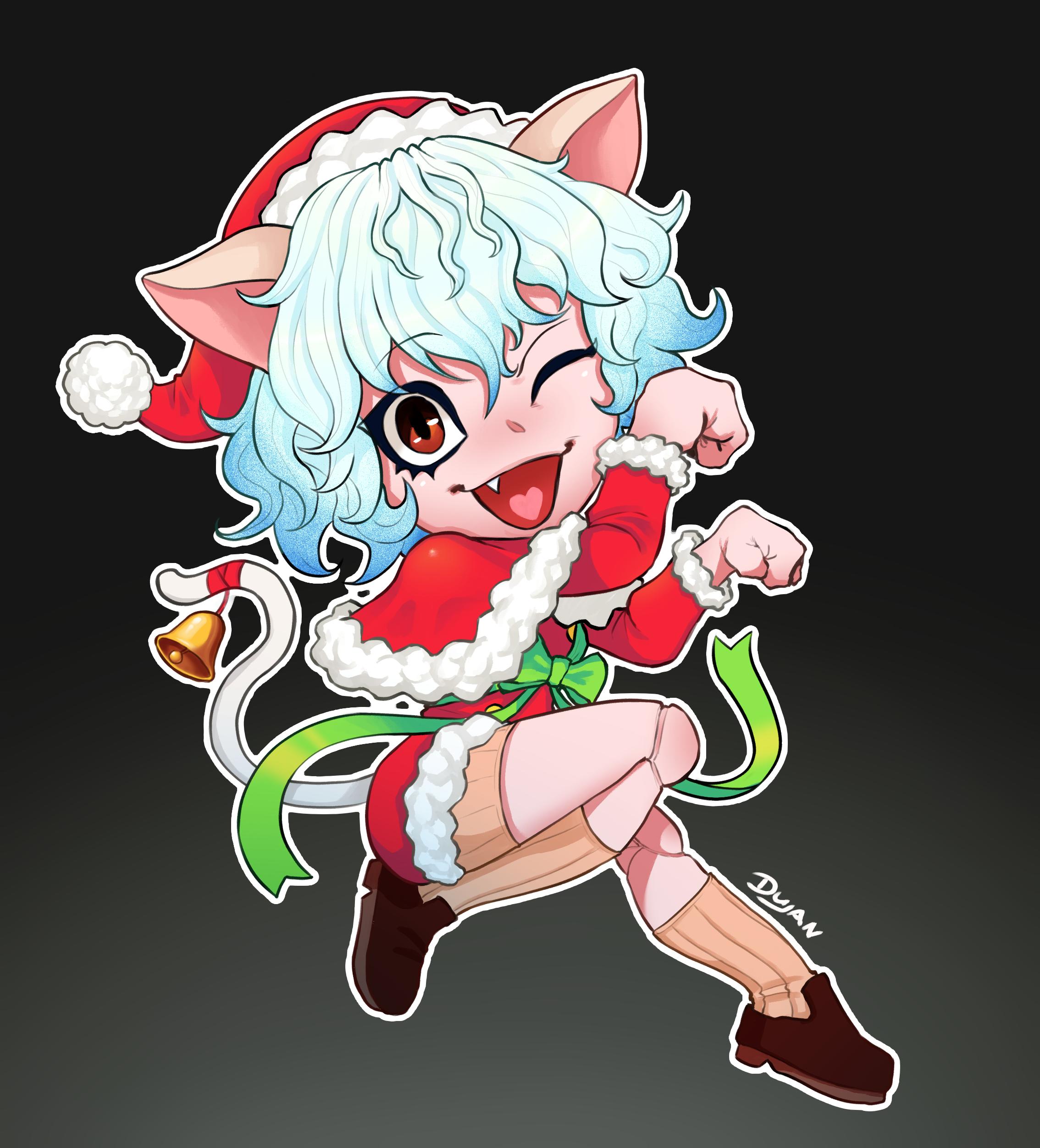 Christmas Pitou