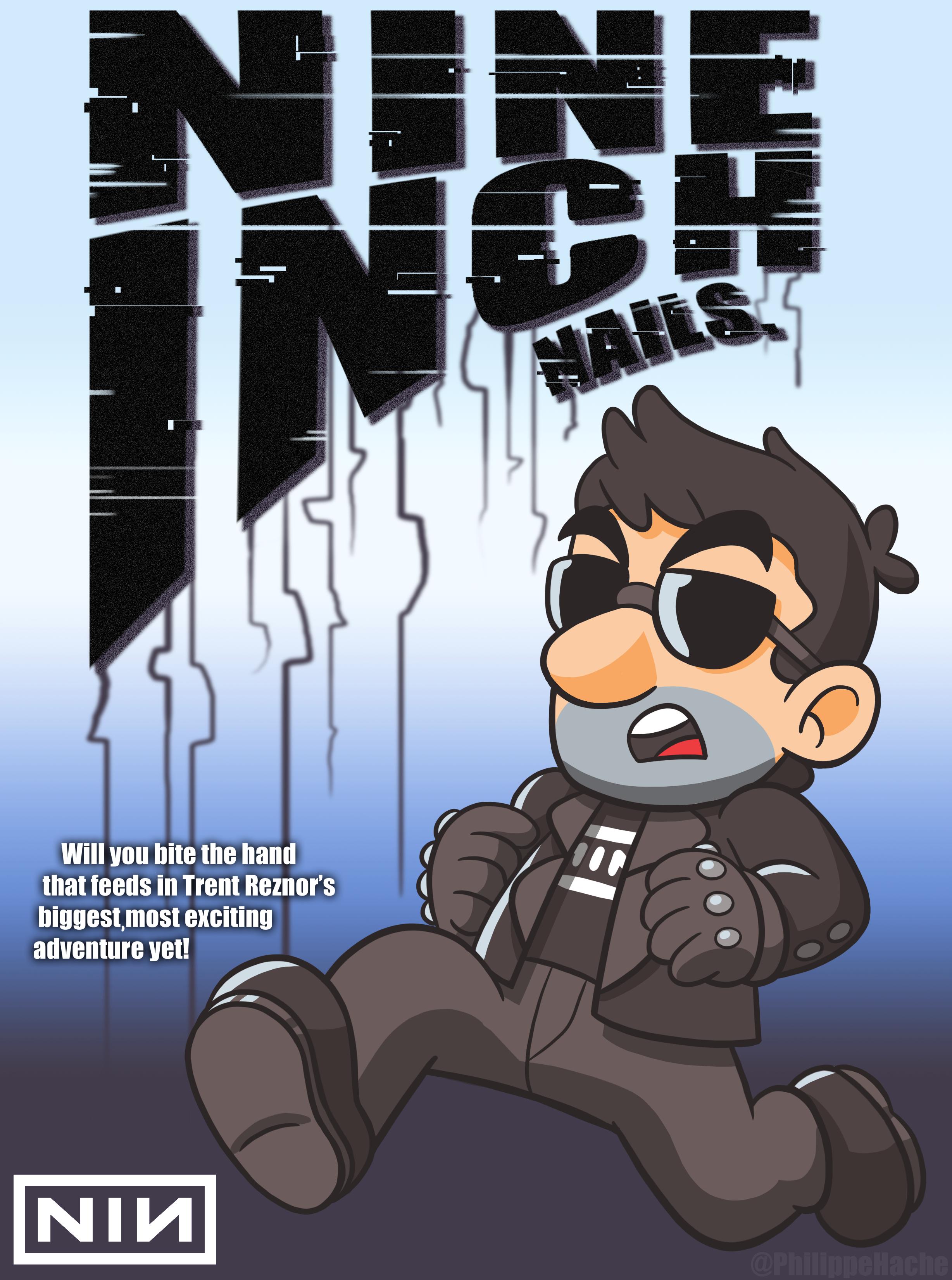 Super Nine Inch Nails