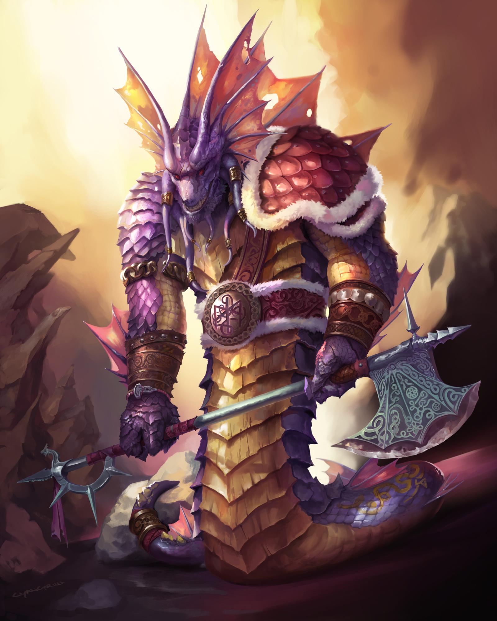 Vinland Naga