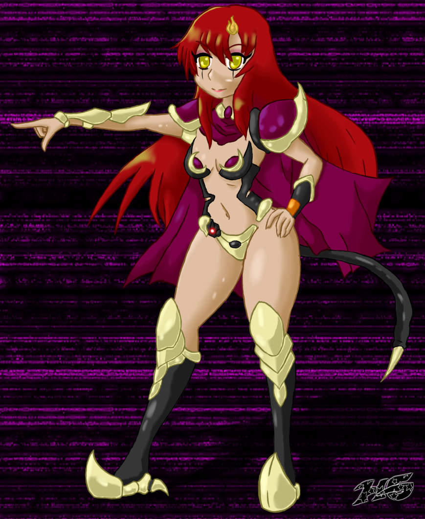 Zafina of Eden IV