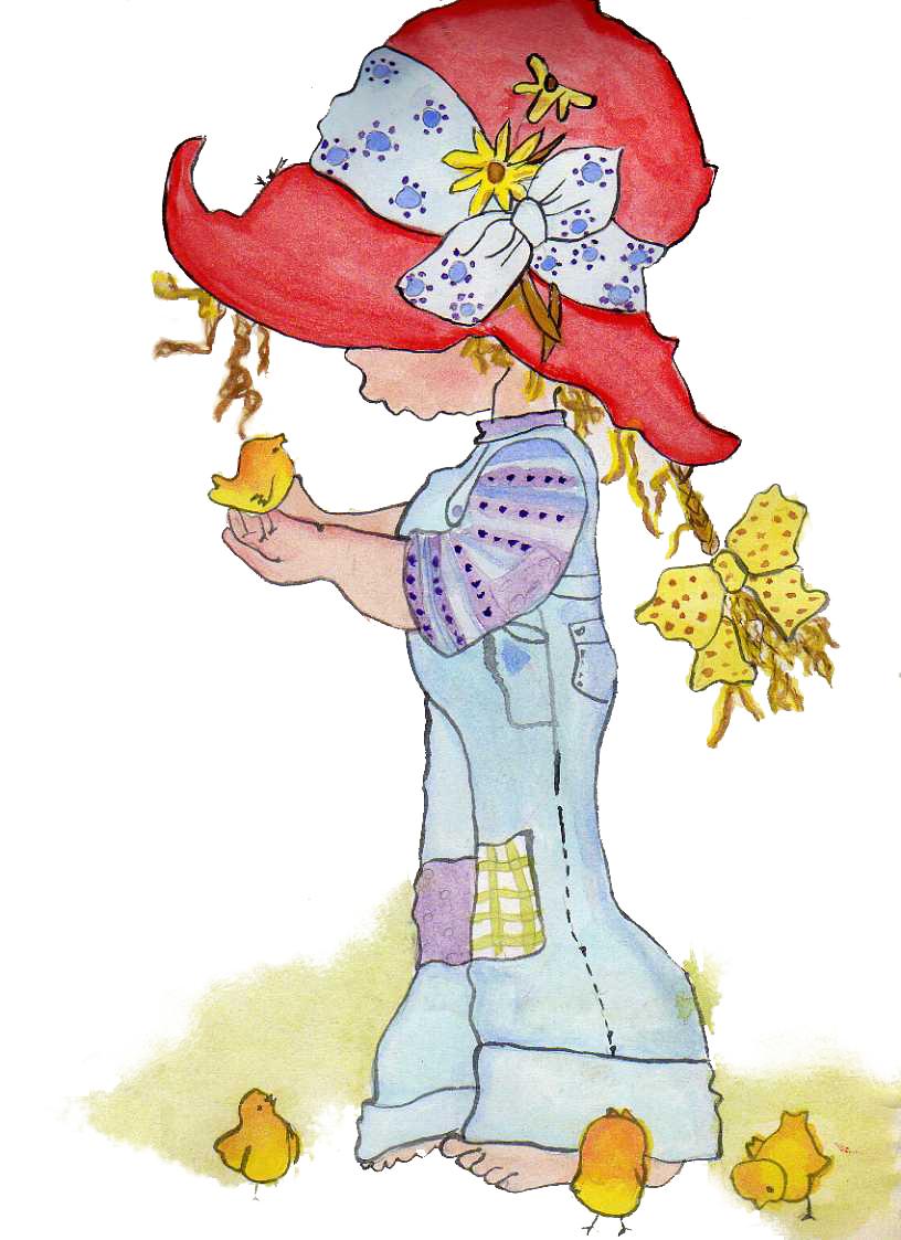 Sarah Kay Coloring Pages Free