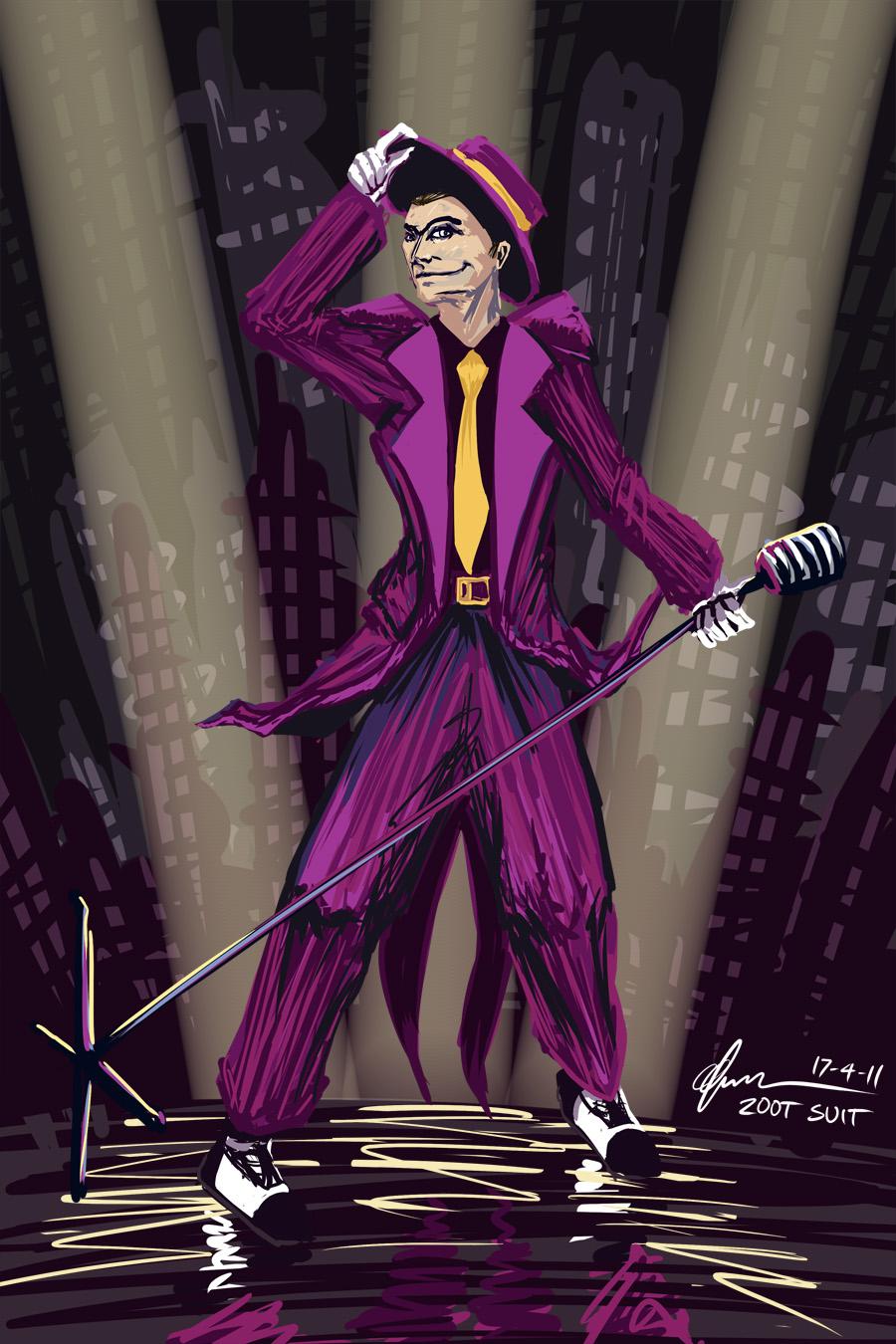 Zoot Suit.