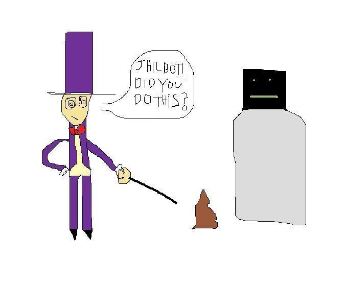 Warden & Jailbot