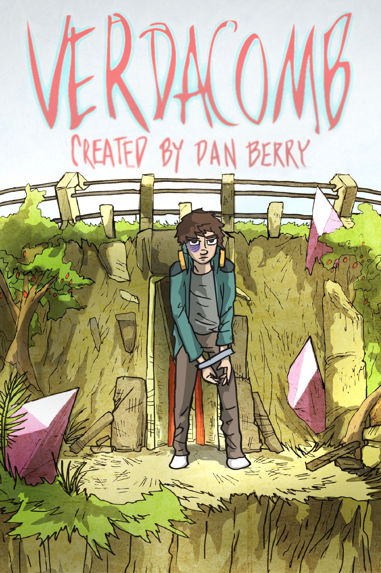 VERDACOMB- Poster/Cover
