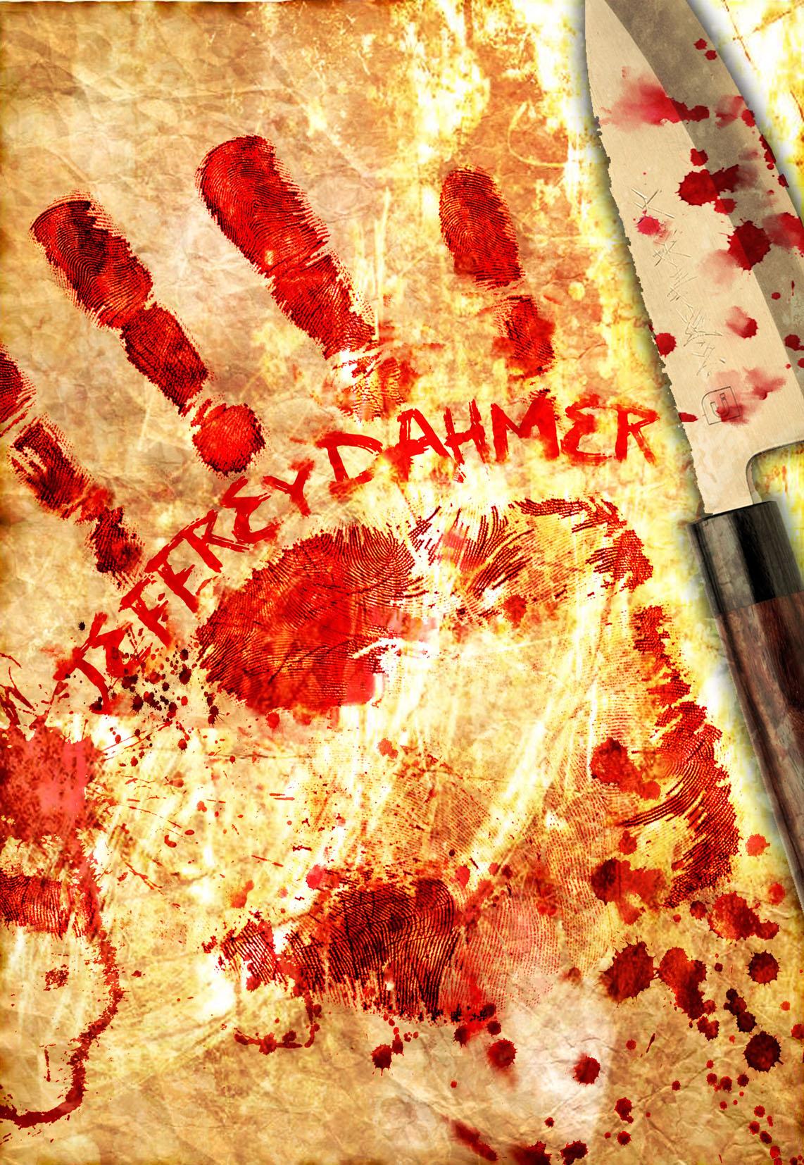 Typography Jeffrey Dahmer 3