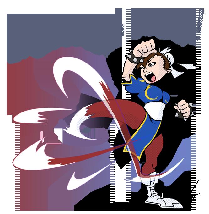 Lightning Kick