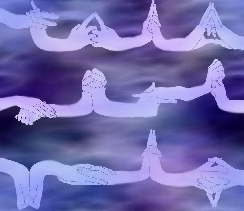 12 Hand Seals from Naruto