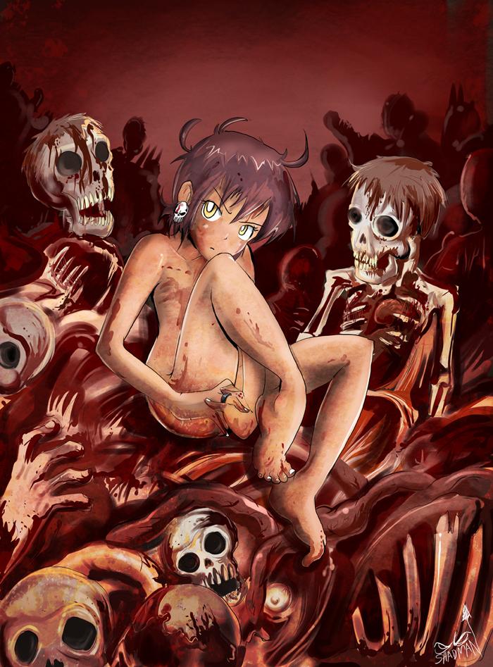 Cannibalistic Virgin