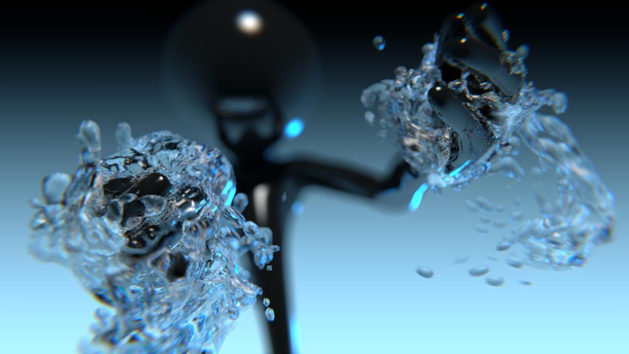 ITI controlls water