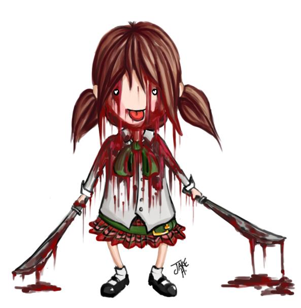 Bloody!