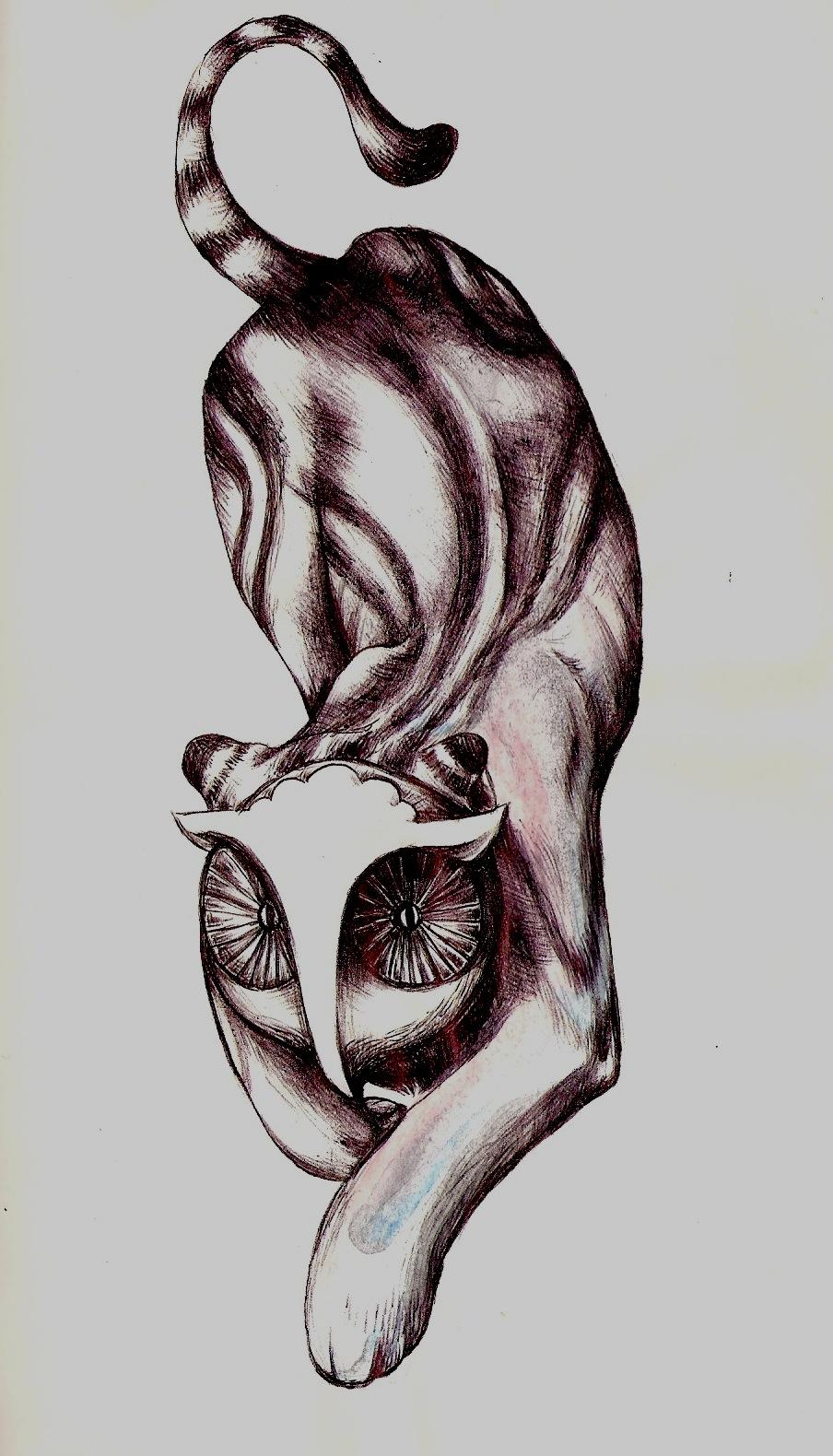 Mimic owl
