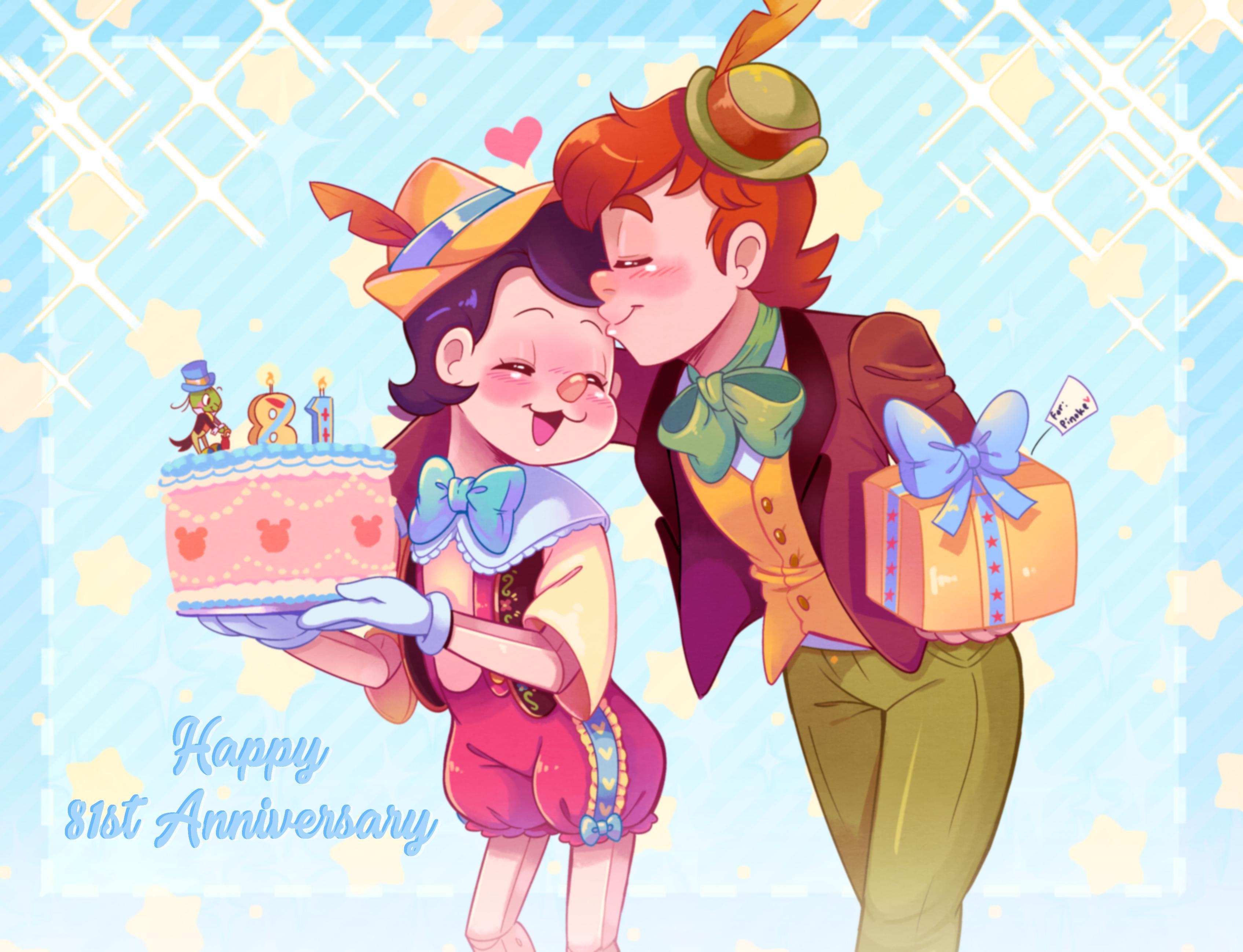 81st anniversary