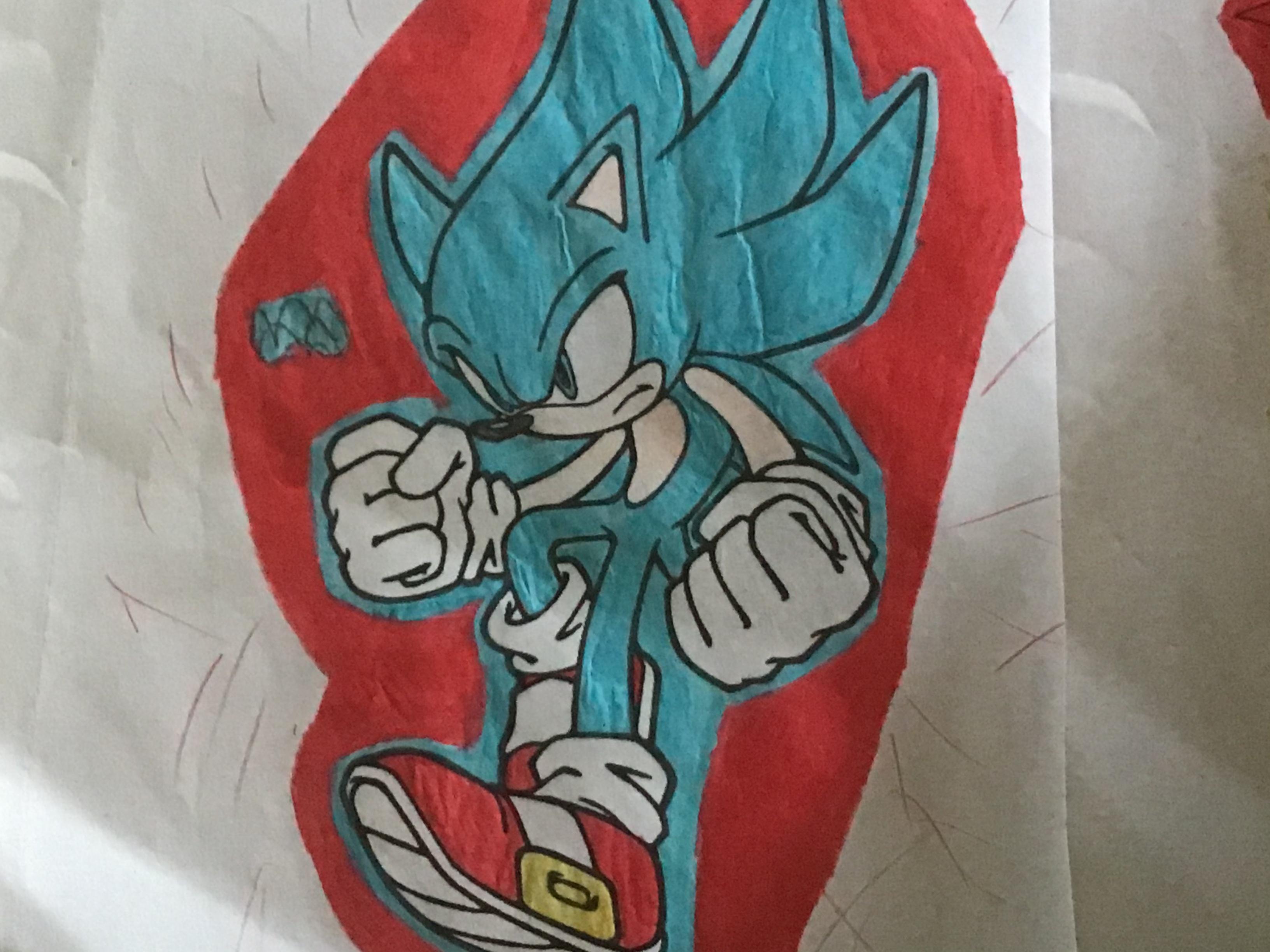 SSBKK Sonic