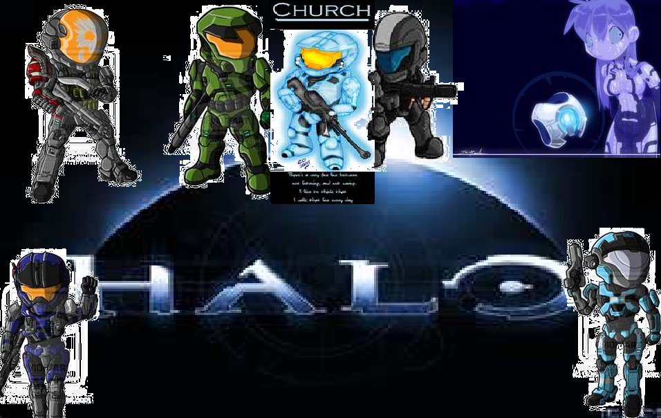 MY halo tribute